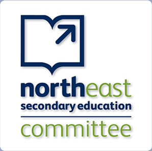 North East Secondary Education Logo